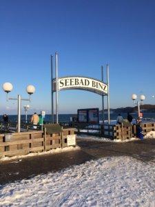 Der Winter auf Rügen