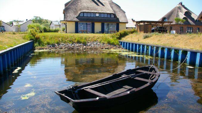 Ein Ferienhaus auf Rügen